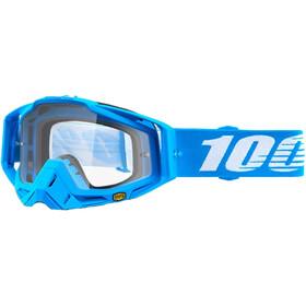 100% Racecraft Anti Fog Mirror Goggles Monoblock